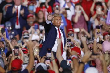 Élections américaines Les électeurs de Trump admirent les chefs autoritaires )