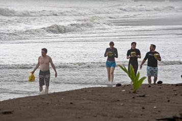 Costa Rica Les touristes vaccinés font repartir l'économie)