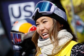 Surf des neiges L'Américaine Chloe Kim bombardée d'insultes anti-asiatiques sur les médias sociaux)