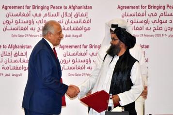 Afghanistan Rencontre entre l'émissaire américain et les talibans au Qatar)