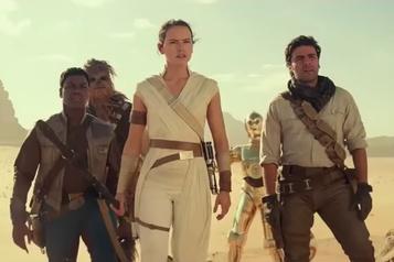 Une dernière bande-annonce pour Star Wars: The Rise of Skywalker
