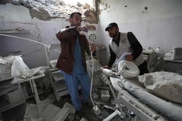 La Russie a bombardé quatre hôpitaux syriens en mai