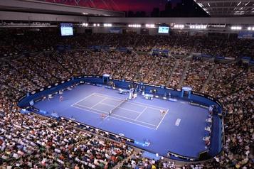 Internationaux d'Australie Les joueurs pourraient s'entraîner durant leur quarantaine)