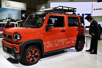 Suzuki: bénéfice net annuel en repli de 25%, pas de prévisions dans l'immédiat)