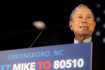 Débat démocrate ce soir : Bloomberg le milliardaire attendu de pied ferme