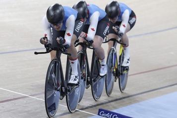 Cyclisme sur piste: l'équipe d'Ariane Bonhomme dirigée depuis la Nouvelle-Zélande)