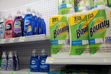 Procter&Gamble, en pleine pandémie, vend à plein ses produits de nettoyage)