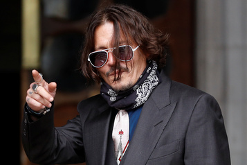 Johnny Depp nie être un « monstre »)