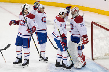 Le Canadien devra engranger des points avant un long voyage