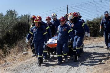 Grèce Un mort et 11 blessés dans un séisme en Crète )