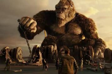 Une première bande-annonce pour le duel de titans Godzilla vs. Kong)