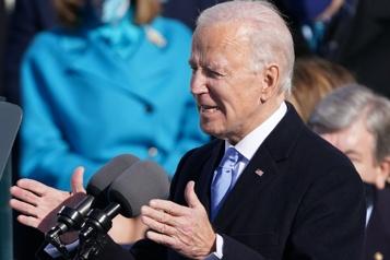 Biden signe dès mercredi 17ordres exécutifs )