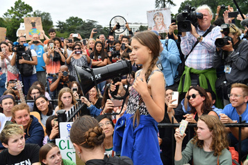 Manifestation pour le climat: cours annulés dans plusieurscégeps et universités