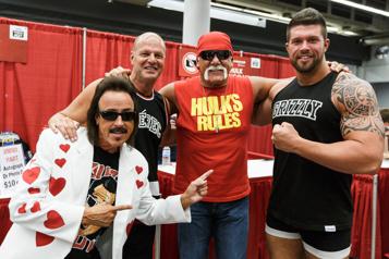 Le cadeau de Hulk Hogan)