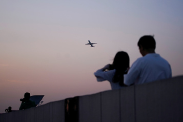 La Chine autorise les compagnies aériennes étrangères à assurer un vol par semaine)