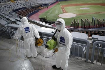 Corée du Sud: Le baseball reprendrait en mai