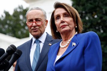 Trump se déchaîne contre la chef des démocrates