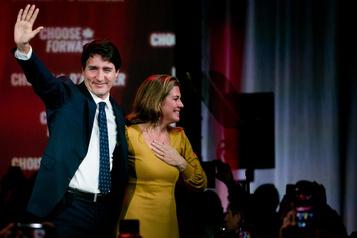Les résultats des élections canadiennes vus par les médias étrangers