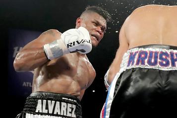 Eleider Alvarez effectuera son retour le 18janvier
