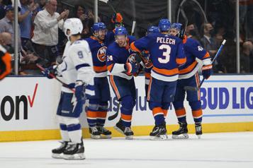Demi-finale des séries de la LNH Les Islanders forcent la tenue d'un septième match)