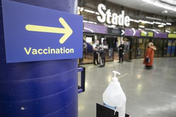 Les inscriptions pour la vaccination débutent jeudi)
