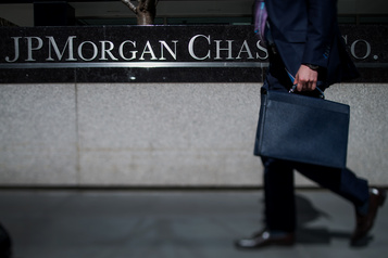 Manipulation de marchés: JPMorgan devra payer 920millions)