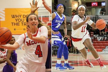 Basketball féminin Servir de guide pour la prochaine génération)