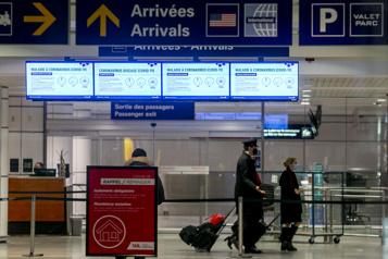 Fin des liaisons avec l'Inde et le Pakistan Moins de vols avec des cas de COVID-19 atterrissent au Canada)