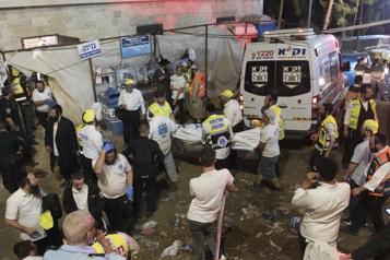 Israël Feu vert à une commission d'enquête sur la tragédie du mont Meron)