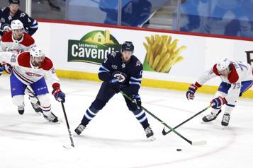 Jets de Winnipeg Un nouveau rôle pour Pierre-Luc Dubois)