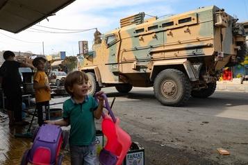 Trumpvante la création d'une zone de sécurité en Syrie