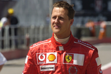 Un documentaire sur Michael Schumacher sur Netflix en septembre)