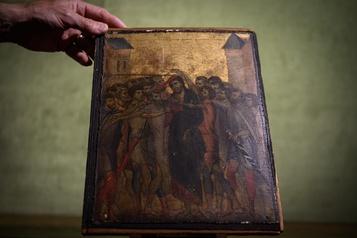 Un tableau de Cimabue découvert en France