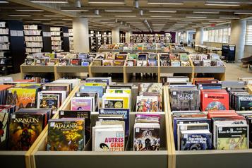 Les bibliothèques publiques toujours au rendez-vous)
