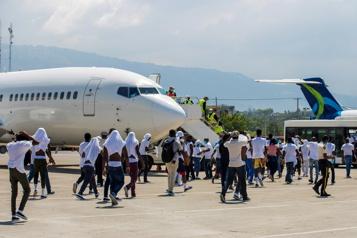 70 vols vers Port-au-Prince Plus de 7500migrants haïtiens expulsés par les États-Unis