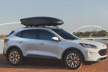 Banc d'essai La concurrence du Hyundai Tucson)