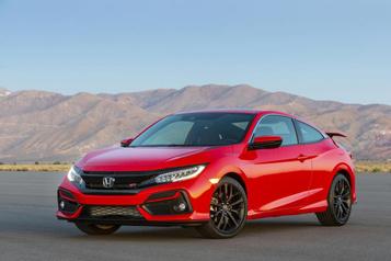 Honda -Acura : statu quo