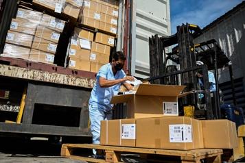 Cuba 1,7million de seringues envoyées par des groupes américains opposés à l'embargo)