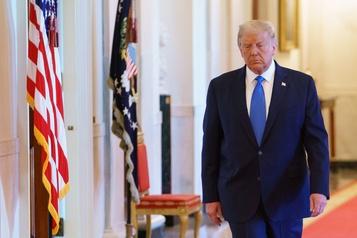 Tollé après le refus de Trump de promettre un transfert pacifique du pouvoir)