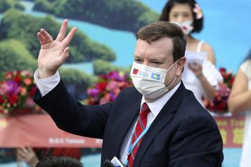 Tensions avec la Chine Washington va faciliter les contacts gouvernementaux avec Taïwan)