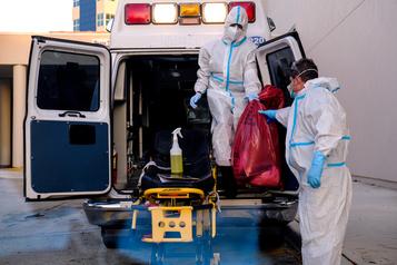 COVID-19 aux États-Unis Pas moins de 80 000 nouveaux cas en 24 h, un record)