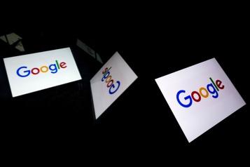 Google, Twitter et Amazon espèrent une loi sur la confidentialité des données)
