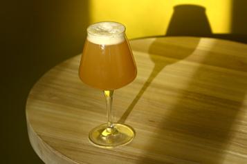Bière Le raz-de-marée NEIPA)