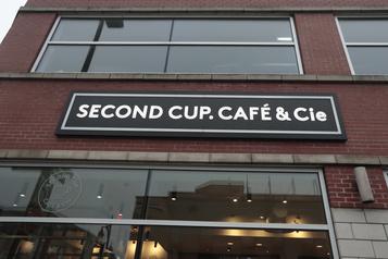 Second Cup a l'intention de se réinventer pour contrer les effets de la pandémie)