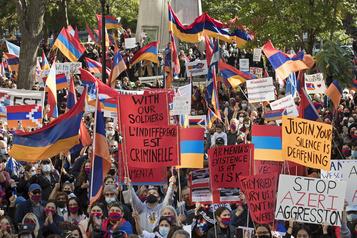 Conflit au Haut-Karabakh La diaspora arménienne veut un appui plus ferme d'Ottawa)