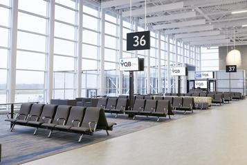 Transport aérien L'aéroport de Québec a encore des idées de grandeur)