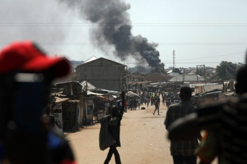 Niger Dix-neuf civils tués dans une attaque près de la frontière malienne)