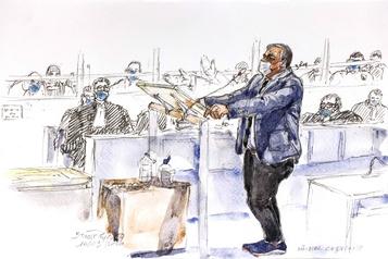 Au procès Charlie, huit heures d'«apnée» aux mains des frères Kouachi)