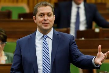 PCU: Scheer reprend une proposition du Bloc, deux mois plus tard)