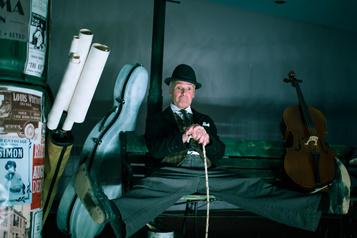 Pierre Mayer pourra interpréter Chaplin jusqu'en 2022